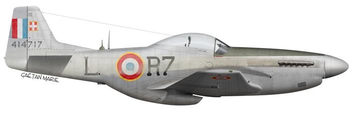 France, P-51D-10-NA, 44-14717, GR II-33, Aix-les-Bains