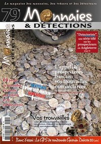 Monnaies et Detections 79