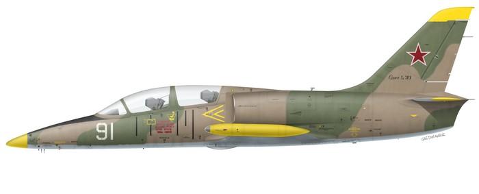 Russia, L-39C, 444 TsBP i PeLS, 2005