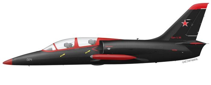 US, L-39C, N239BA