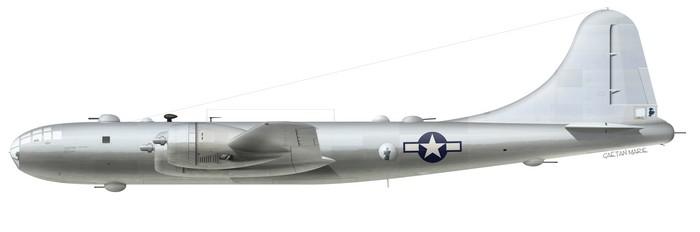 aaa-b-29a-port-model